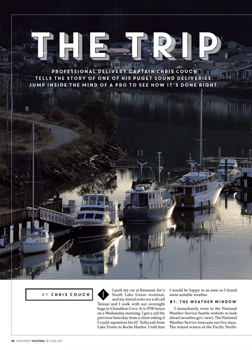 The Trip Article